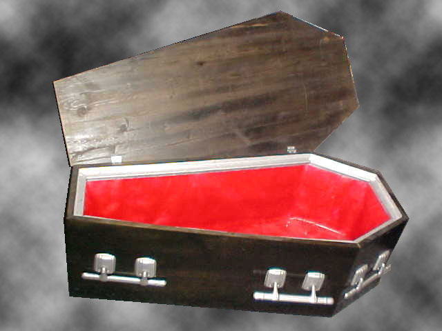 Coffin Cooler - Interior