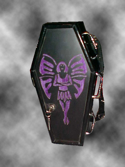 Coffin Purse #4
