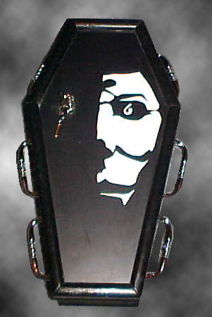 Coffin Purse #6