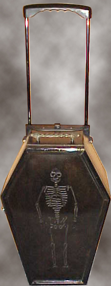 Carry On Coffin Luggage