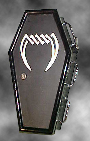 Coffin Purse #12