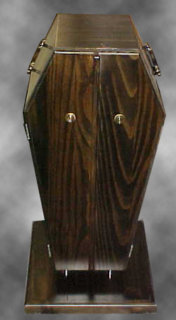 Tarot Card Coffin