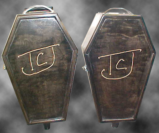 Coffin Carry On Luggage