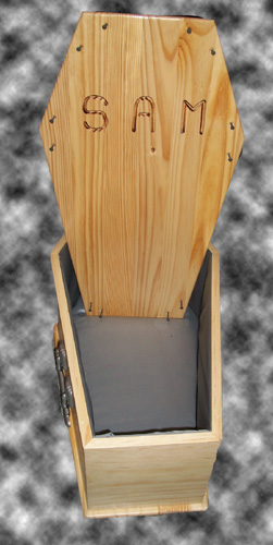 Burial Coffin