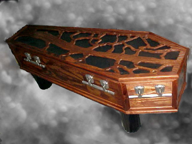 Trunk Coffin