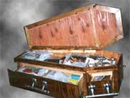 Occassional Coffin