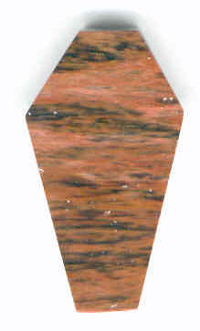 Coffin Paperweight