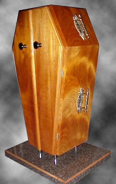 Coffin Nightstand - Side